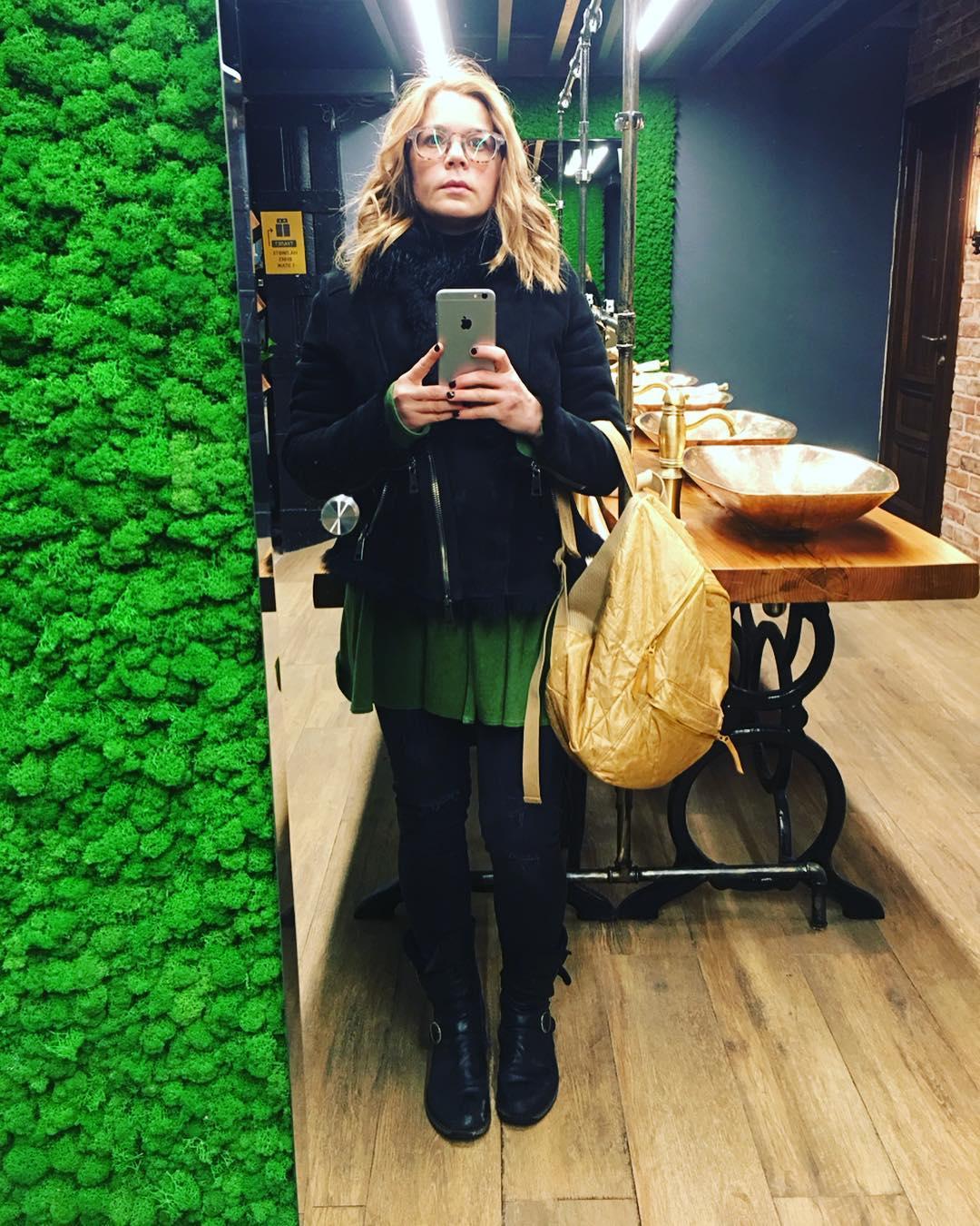 Ирина Пегова снова похудела
