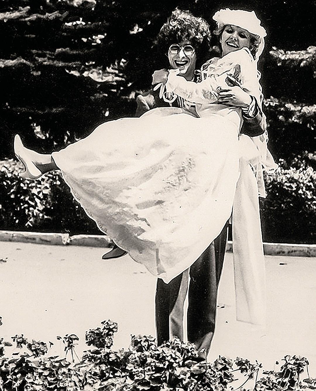 свадьба Ярошевского и Валерии