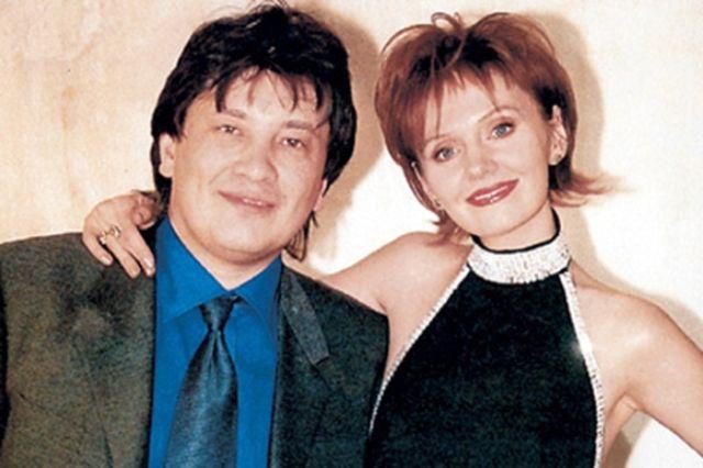 Валерия с Шульгиным