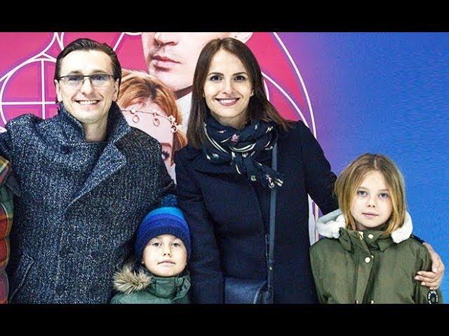 Сергей Безруков, Анна Матиссон и дети от Кристины Смирновой