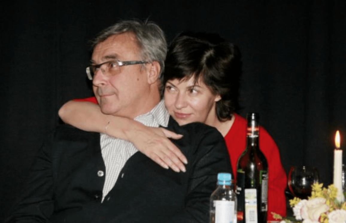 Альбина Назимова и Александр Русинов