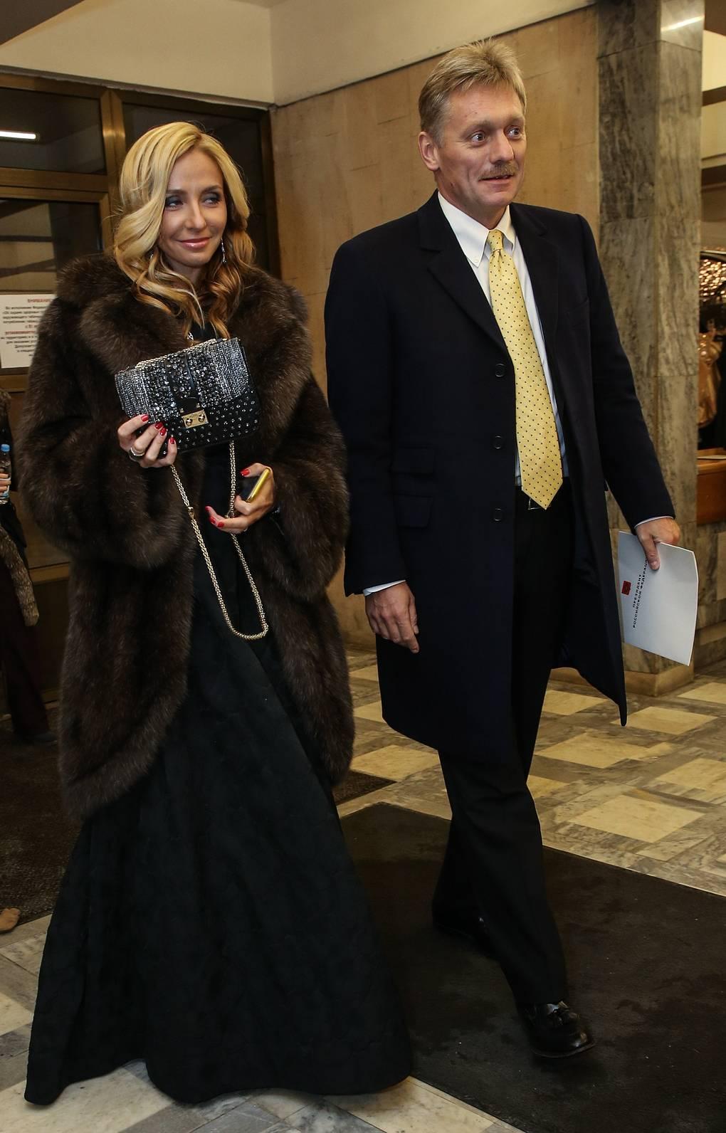 Татьяна Навка - самая богатая кремлевская жена