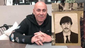 Иосиф Пригожин показал свое фото в 15 лет