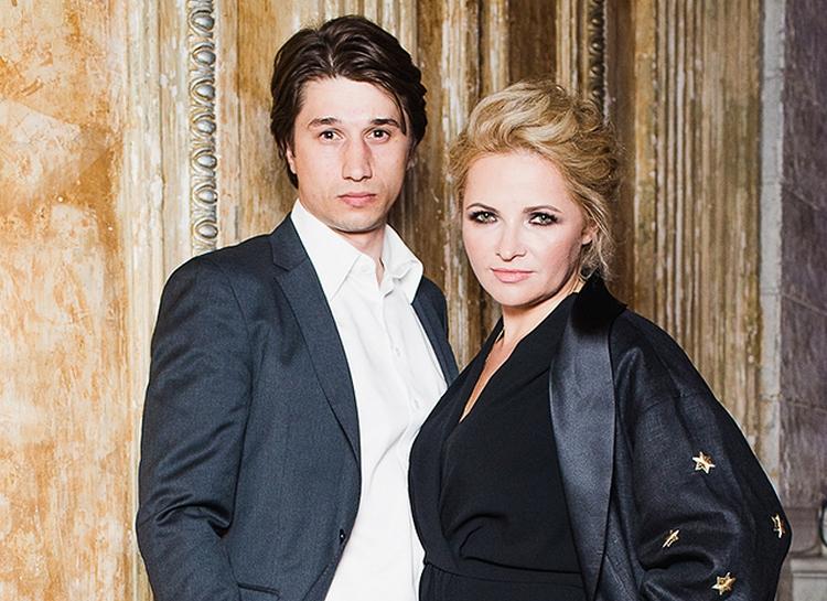 Екатерина Пескова со вторым мужем - Андреем Григорьевым