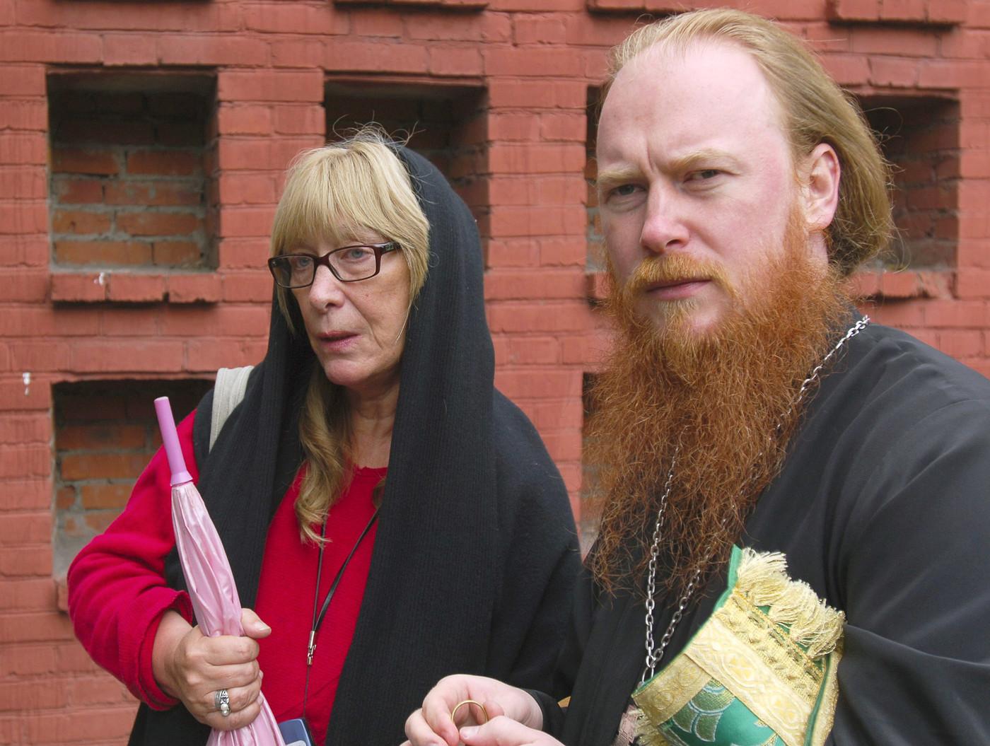 екатерина васильева и сын дмитрий рощин