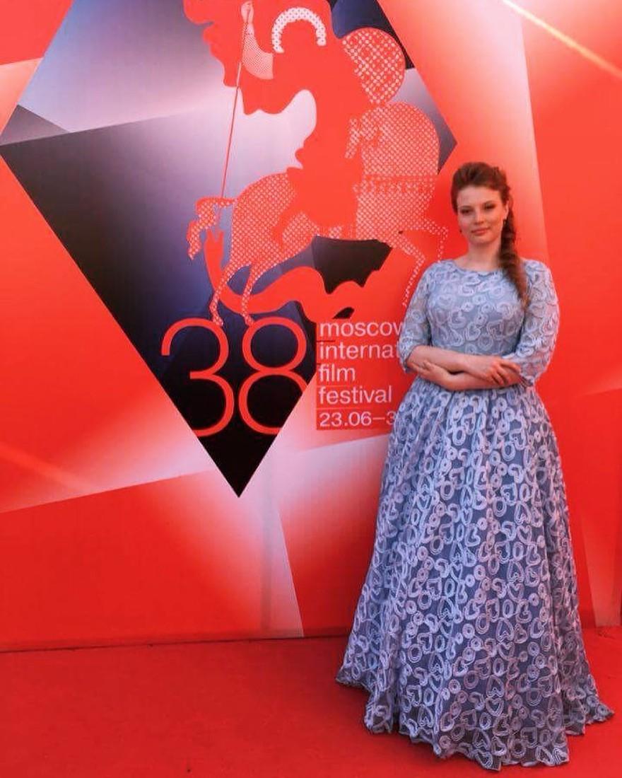 Мария Будрина - русская красавица
