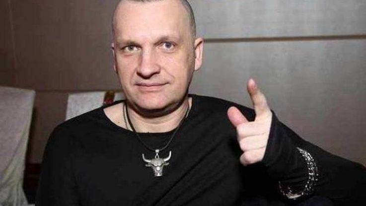 Сергей Лемох солист группы Кар-Мэн