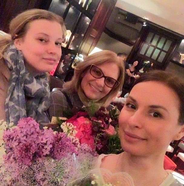 Светлана Тома, Ирина Лачина и Мария Будрина