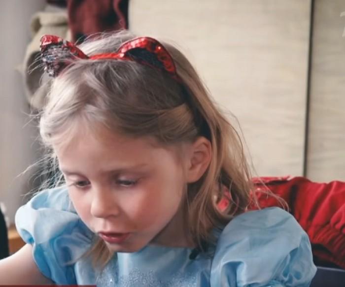 Марина - внучка Сергея Лемоха