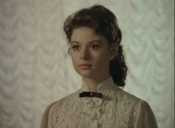 Ирина Лачина в фильме «Блуждающие звезды», 1991 г.