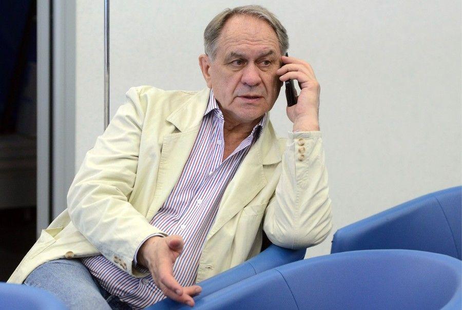 Актер Валерий Афанасьев