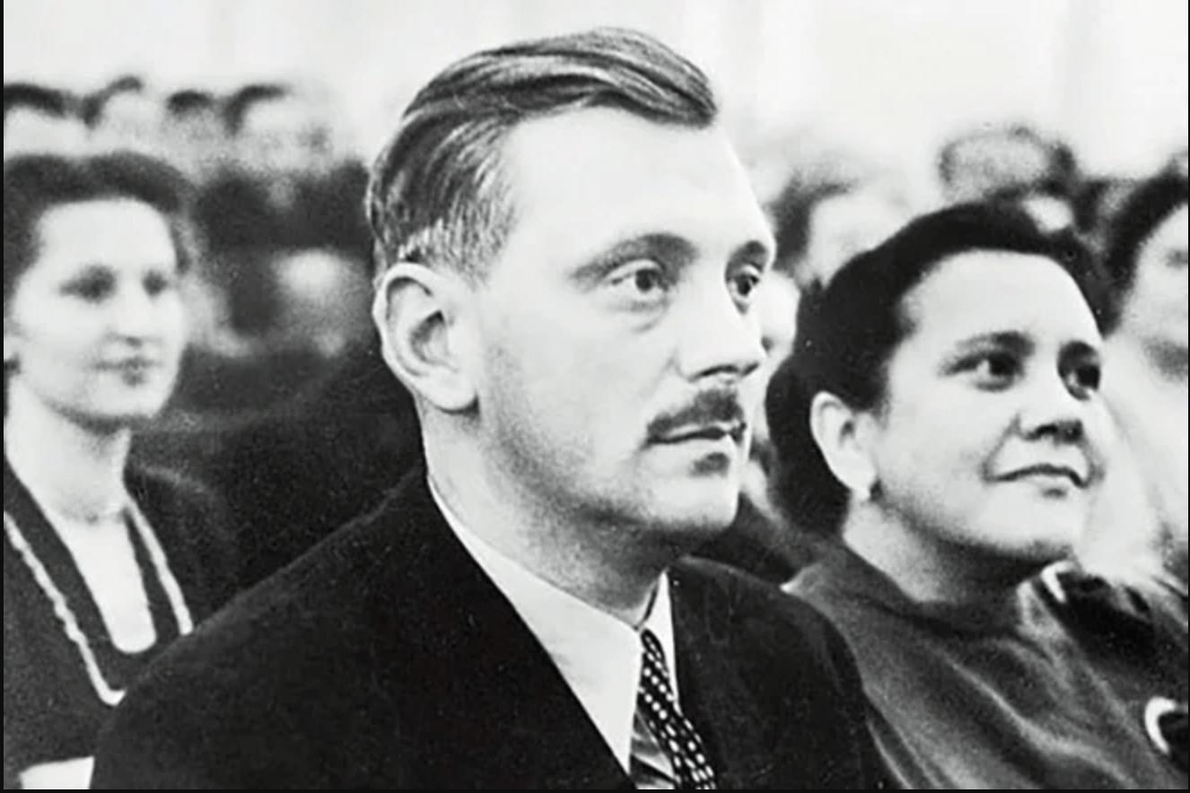 Сергей Михалков и Наталья Кончаловская, родители Андрея и Никиты