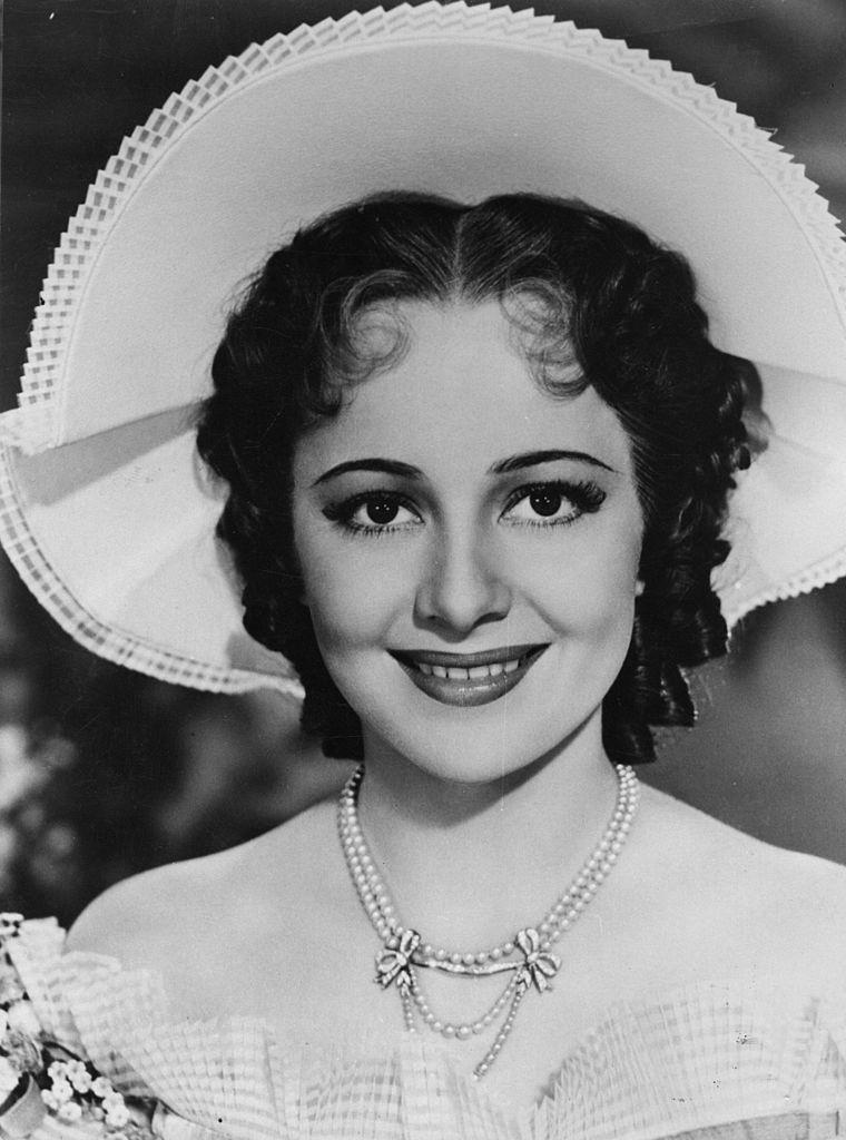 Оливия де Хэвилленд в период расцвета карьеры, 1940-е гг.