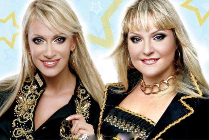 Наталья Гулькина и Маргарита Суханкина, 2005 г.