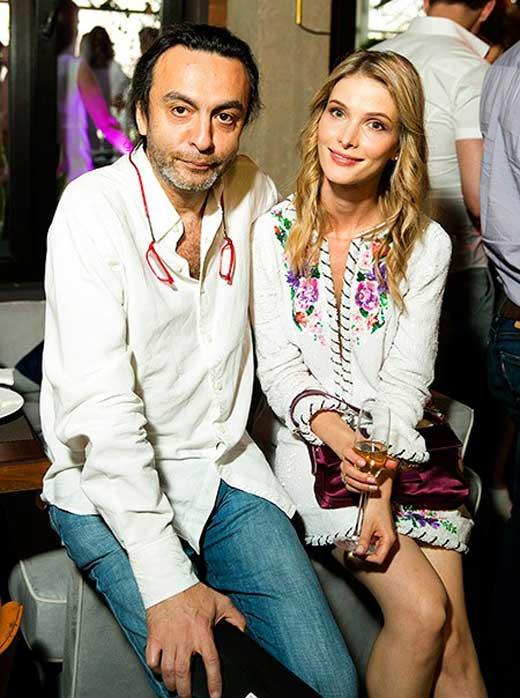 Светлана Иванова с любимым мужчиной Джаником Файзиевым