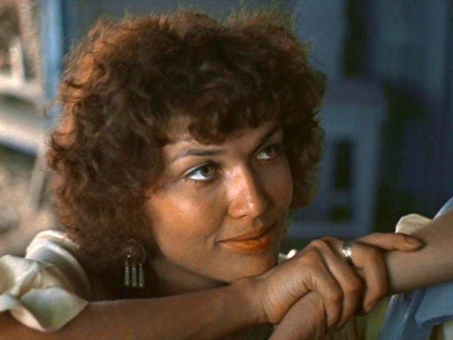 Матлюба Алимова в роли Насти, «Цыган», 1979 г.