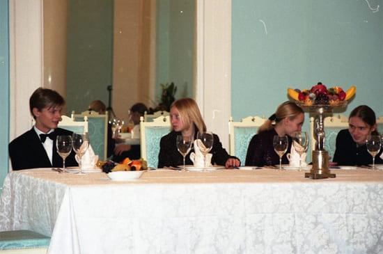 Александр и Виктор Пугачевы, Мария и Екатерина Путины