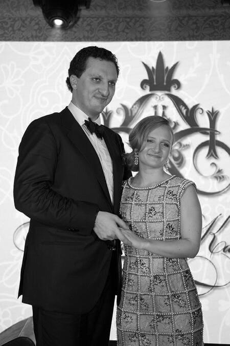 Свадьба Катерины Тихоновой и Кирилла Шамалова