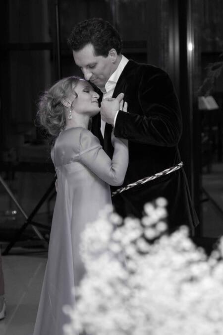 Фото со свадьбы Шамалова и Тихоновой