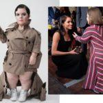 Шинейд Бёрк — женщина ростом всего 1,2 метра стала иконой стиля в Англии