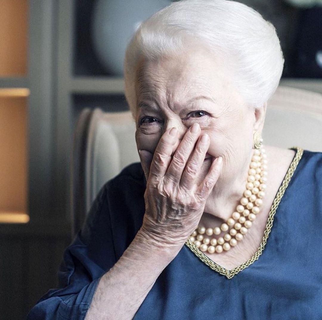 Оливия де Хэвилленд сегодня, в 103 года