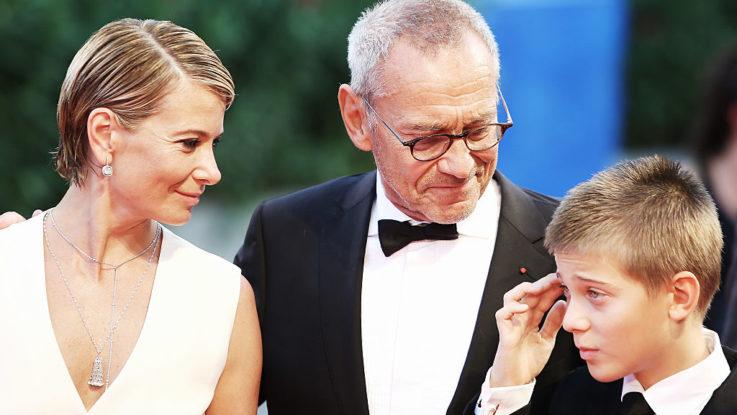 петр кончаловский с родителями