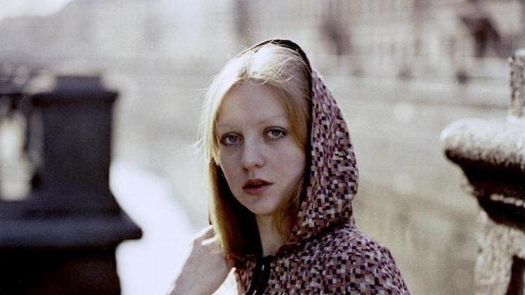 Светлана Крючкова в молодости