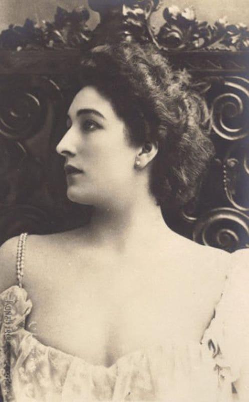 Предполагаемое фото Маргариты де Севр