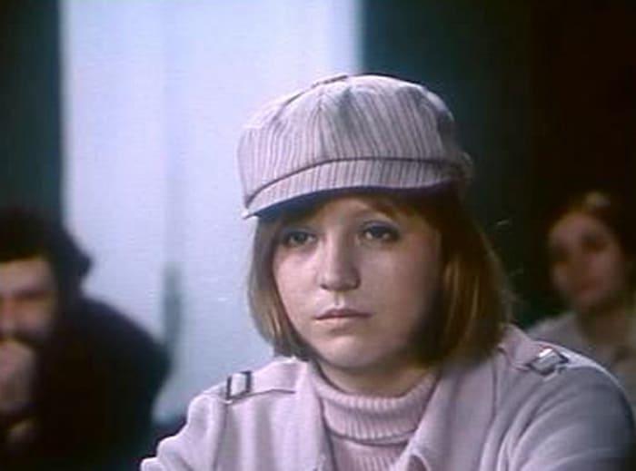 Кадр из «Большой перемены», 1972 г.