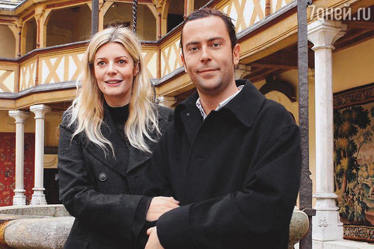 Кьяра Мастроянни и первый муж Пьер Тореттон