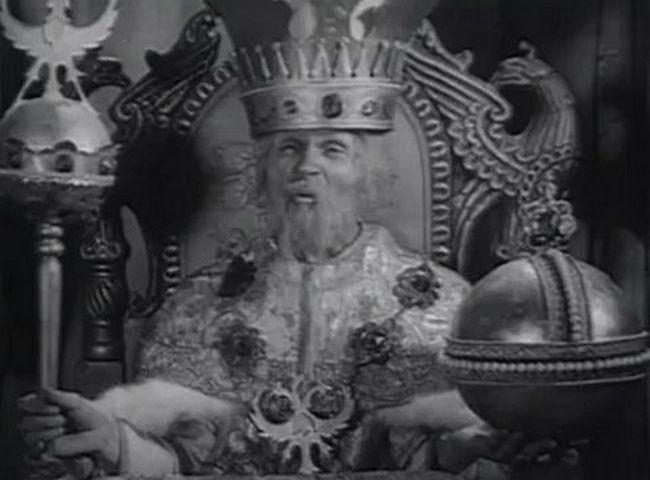Царь Горох, «По щучьему веленью», 1938 г.