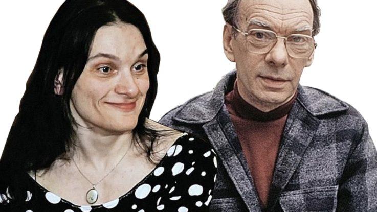 Алексей Баталов с дочерью Марией