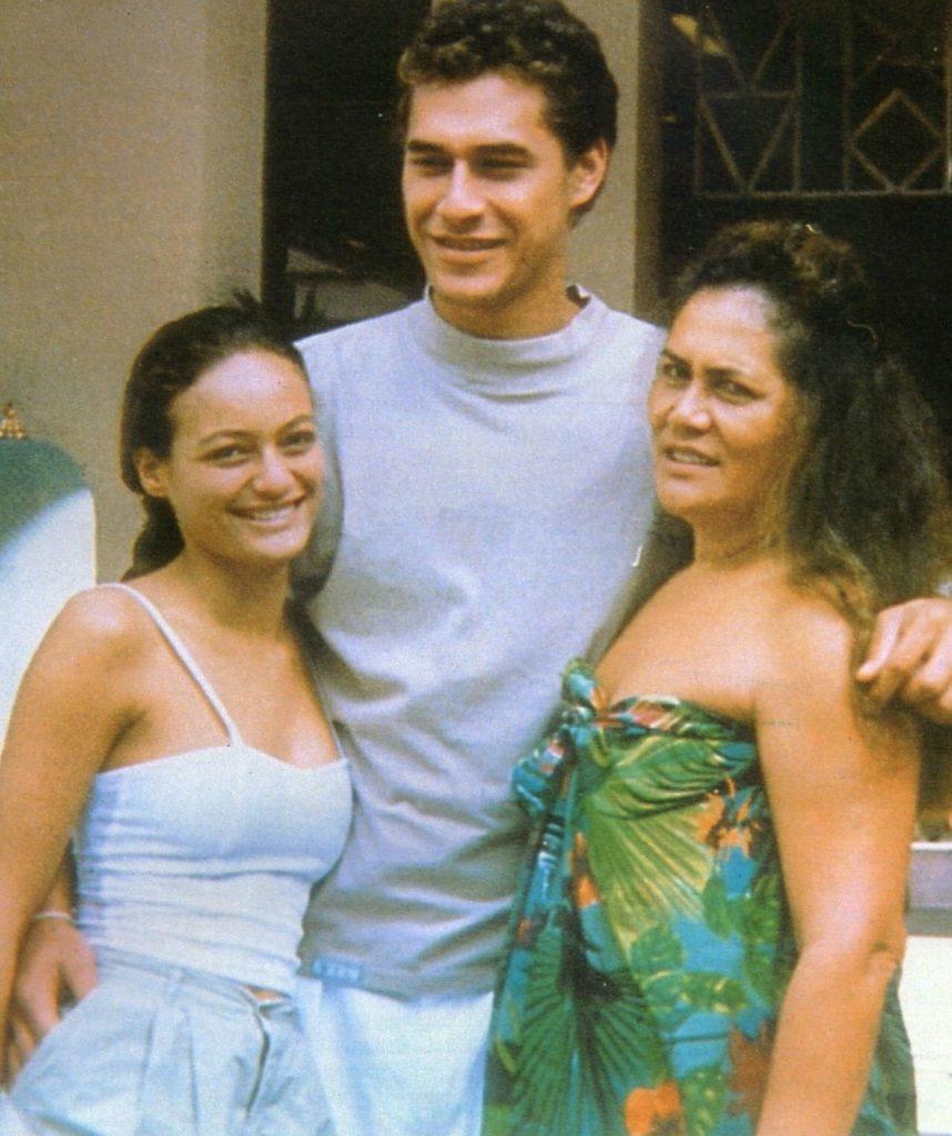 Тарита Чейнни, Даг Дроллет (отец Туки) и его мать