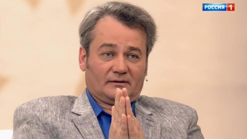"Сергей Барышев на программе ""Судьба человека"", 2018 г."