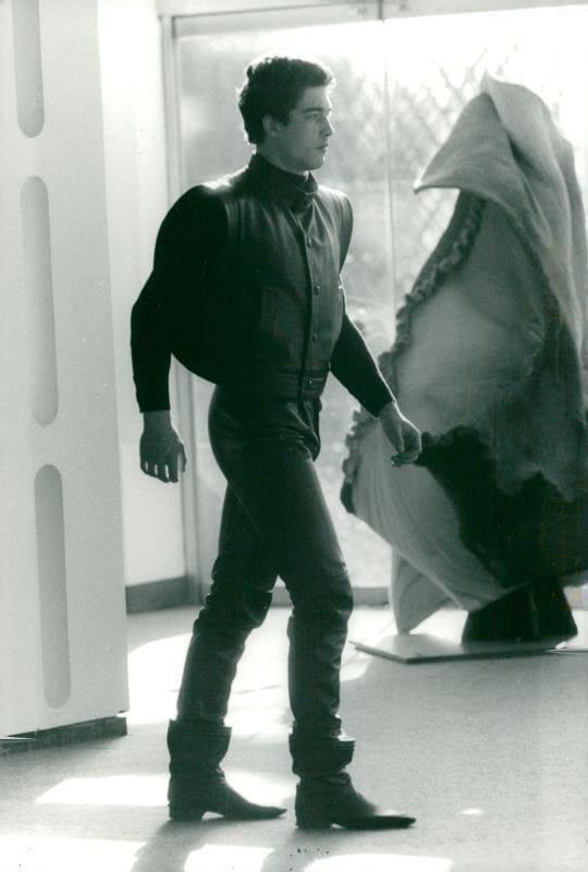 Взрослый сын Брижит Бардо