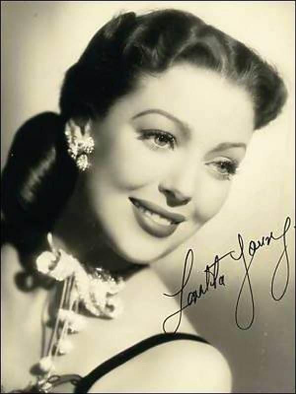 Лоретта Янг