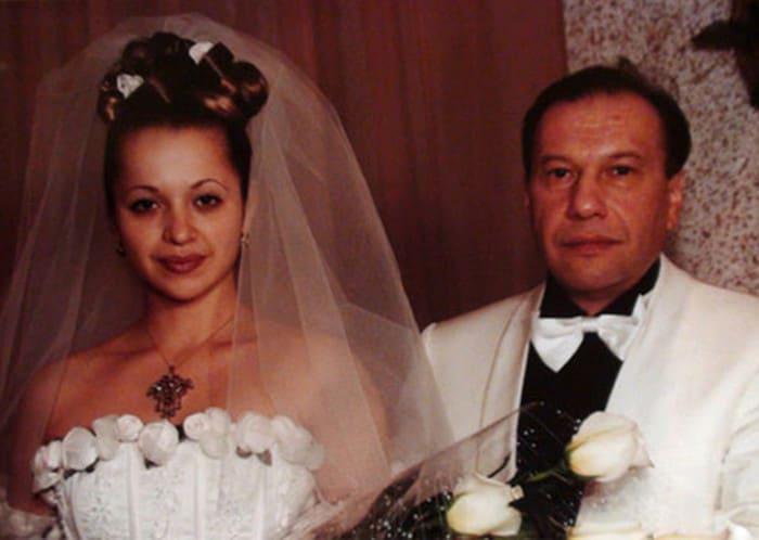 Свадьба Виктора Батурина и Юлии Салтовец
