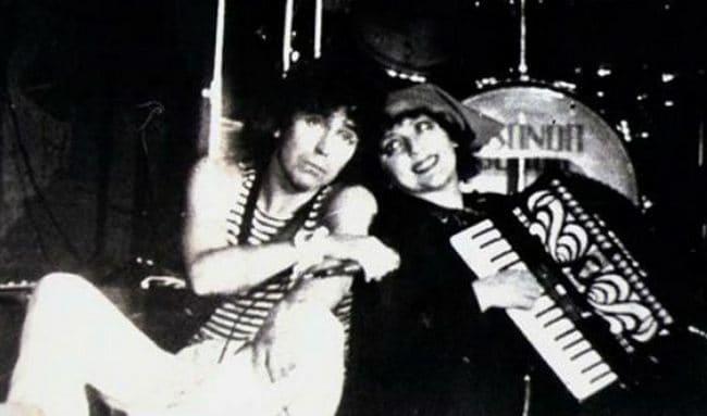 Валерий Леонтьев и его жена Людмила Исакович