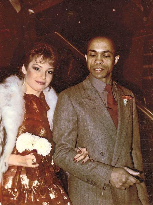 Ирина Понаровская с мужем Вейландом Роддом