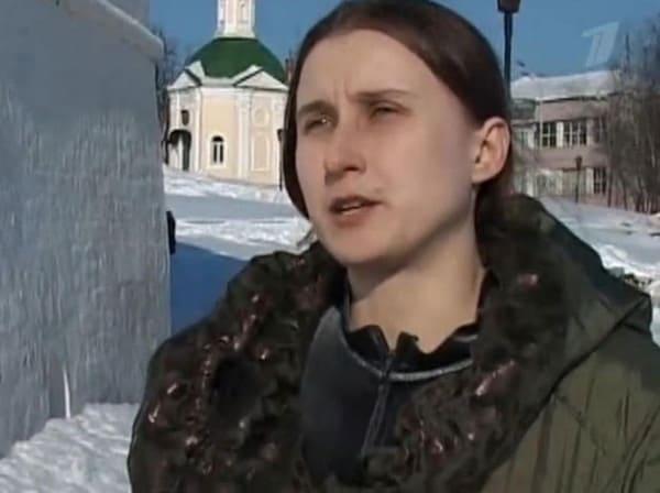 Лидия Ермакова во время лечения в психушке