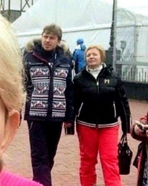Людмила и Артур Очеретные