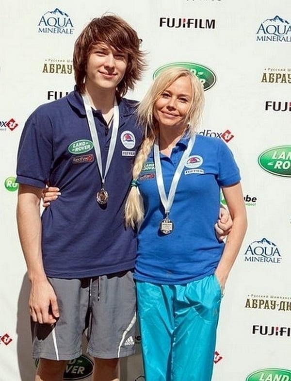 Арсений и Елена Кориковы