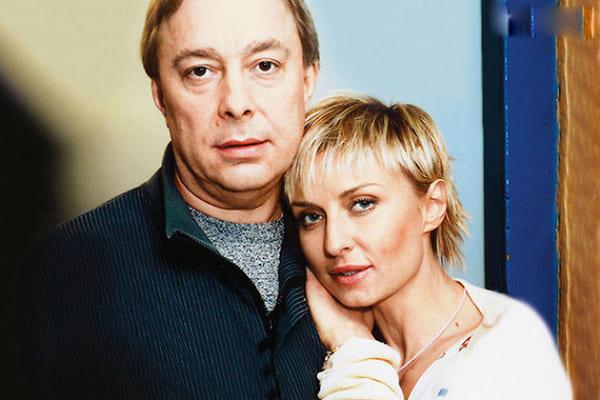Татьяна Овсиенко и муж Владимир Дубовицкий