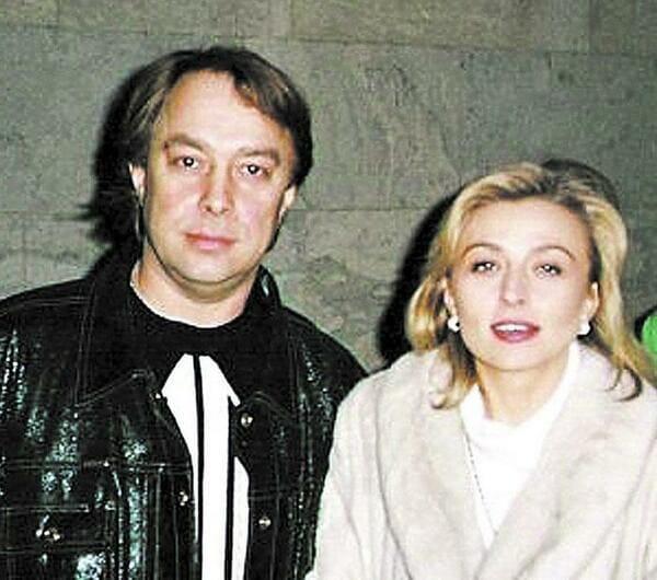 Татьяна Овсиенко и Владимир Дубовицкий