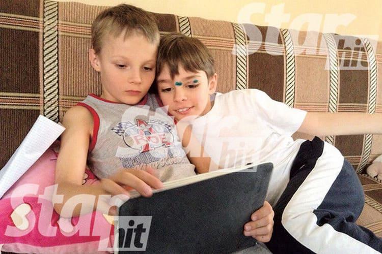 Сын Константина Меладзе болен аутизмом