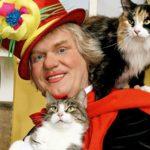 Один раз и на всю жизнь: Жена, дети, внуки и кошки Юрия Куклачева
