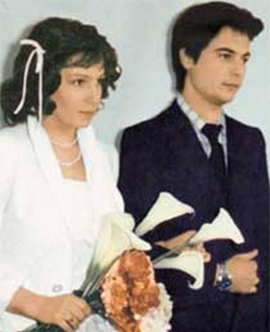 Свадебная фотография Вилена Хайруллина и Татьяны Ельциной