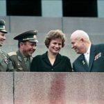 Правда ли, что Терешкова и Николаев поженились по приказу Хрущева и у них появился странный ребенок