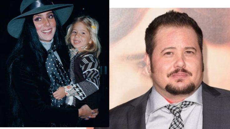 Дочь Шер сменила пол, фото до и после