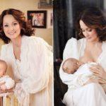 Актриса Ольга Кабо сама родила сына в 44 года: как растет и развивается ребенок